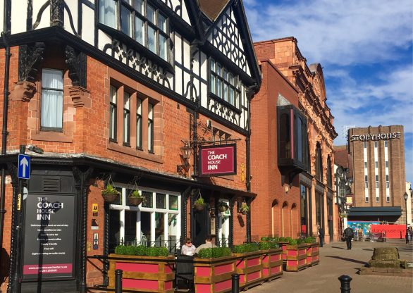 Chester Storyhouse Theatre Launch