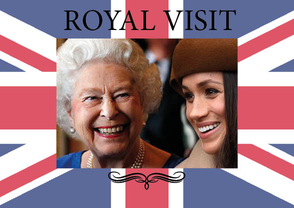 Information for the Royal Visit