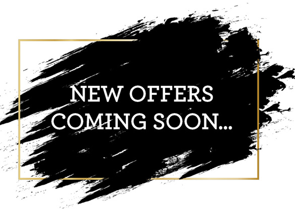 New menu & special offers coming soon…
