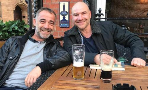 Corrie stars at The Coach House